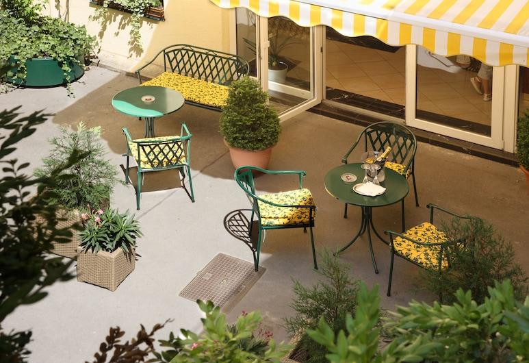 Hotel Mercure Secession Wien, Wiedeń, Taras/patio