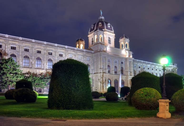 Carlton Opera, Wiedeń, Fontanna