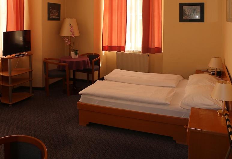 Hotel am Schottenpoint, Viyana, Tek Büyük veya İki Ayrı Yataklı Oda, Oda
