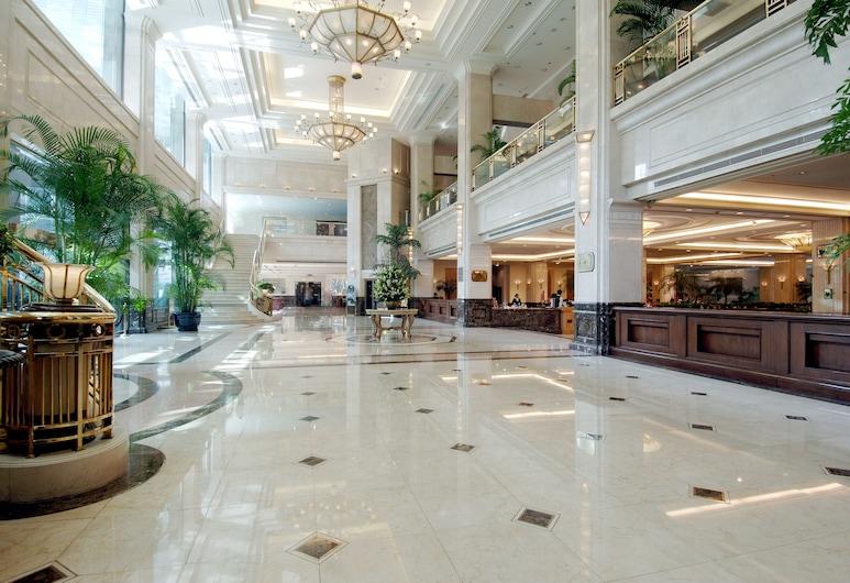 Juss Hengshan Hotel (Regal International East Asia Hotel), שנחאי