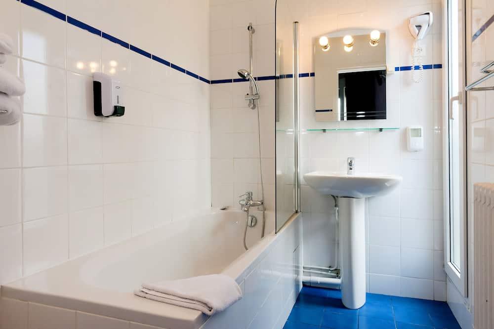 Habitación Confort con 2 camas individuales - Baño