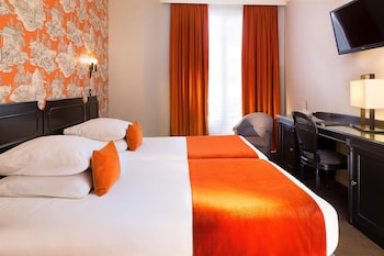 Foto do Best Western Hotel Victor Hugo em Paris