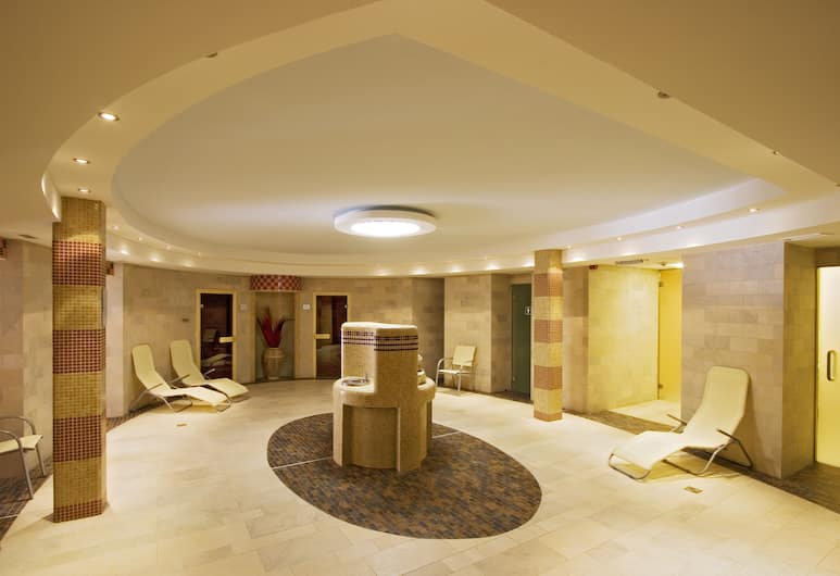 Rubin Wellness & Conference Hotel, Budapest, Spa