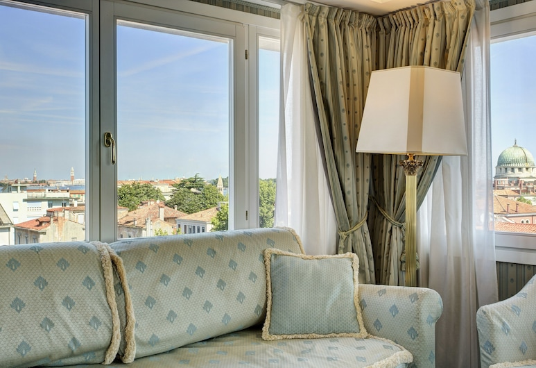 Hotel Biasutti, Venezia, Suite Junior, Vista dalla camera