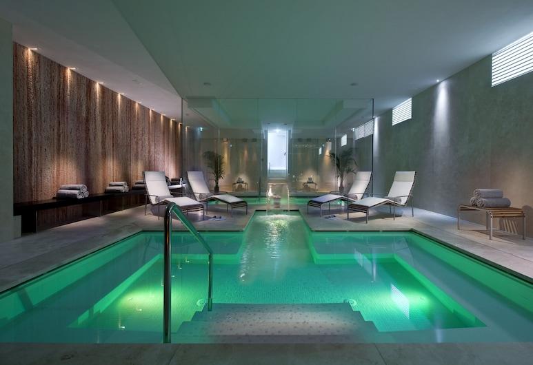 Grand Hotel Des Bains, Риччоне, Закрытый бассейн
