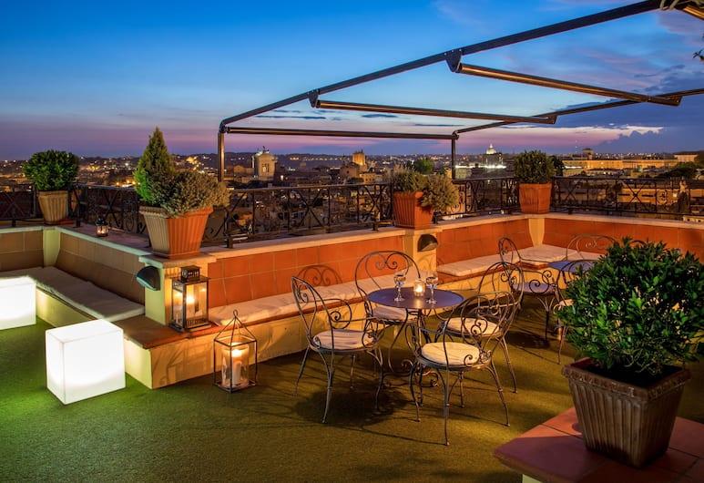 호텔 콜로세움, 로마, 발코니