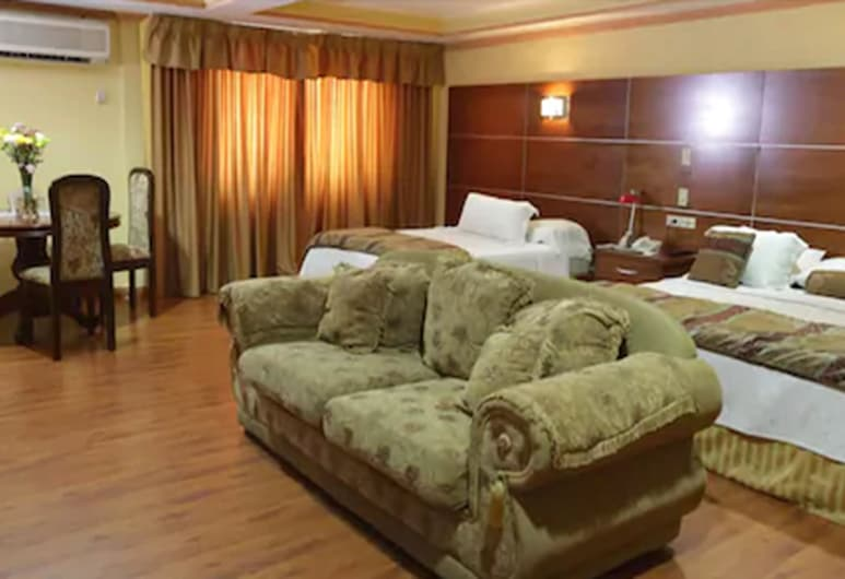 La Cresta Inn, Panama City, Triple Room, Guest Room