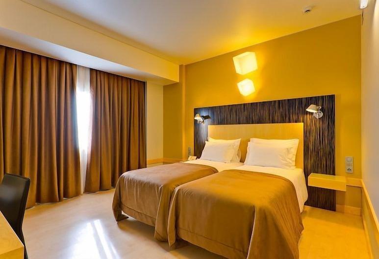 Hotel Alif Avenidas, Lisboa, Habitación con 2 camas individuales, Habitación