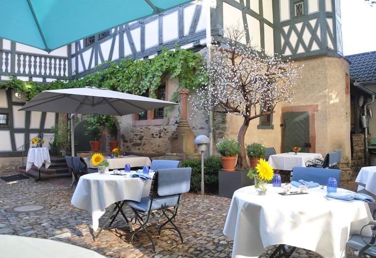 Restaurant - Hotel HÖERHOF, Idstein, Terasa