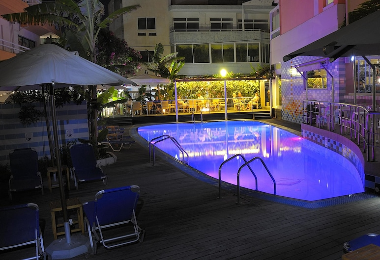 Agla Hotel, Rhodes