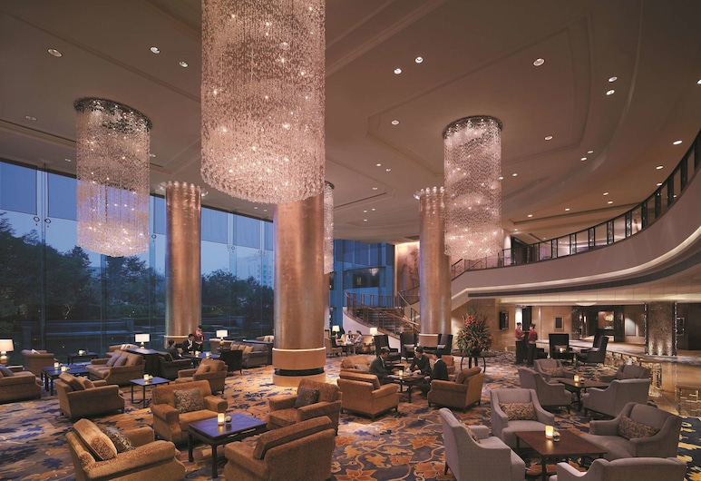 Shangri-La Hotel, Qingdao, Qingdao, Hotelbar