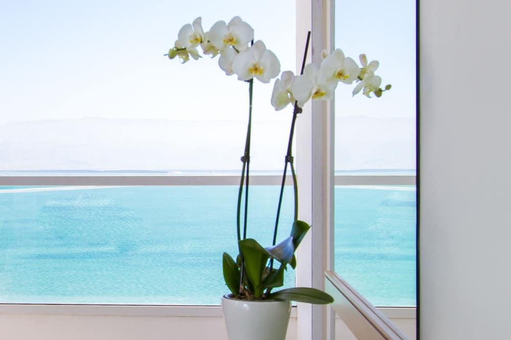 Deluxe-værelse med dobbeltseng eller 2 enkeltsenge - balkon - Værelse