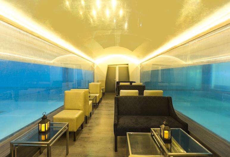 Delfines Hotel & Convention Center, Lima, Salón lounge del hotel