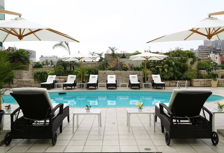 Delfines Hotel & Convention Center, Lima, Pool