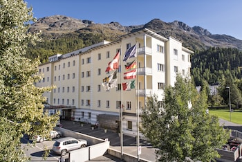 Picture of Hotel Laudinella in St. Moritz