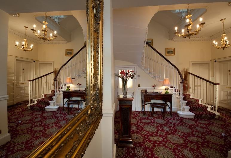 The Ben Doran Guest House, Édimbourg, Entrée intérieure