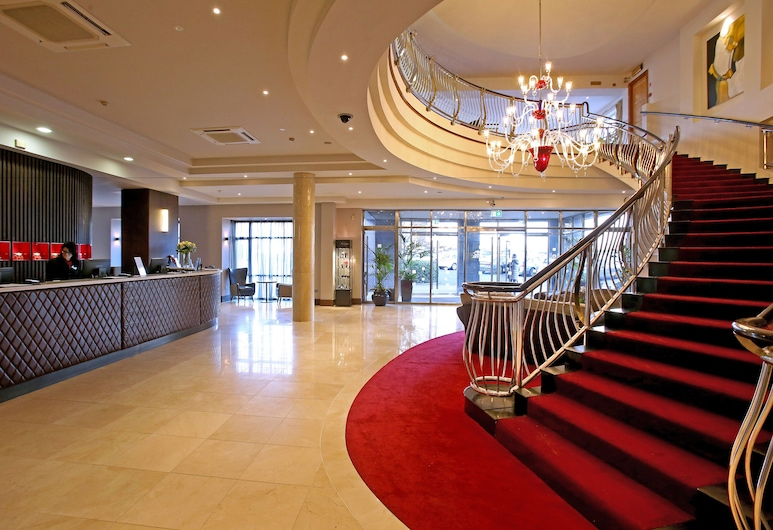 Red Cow Moran Hotel, Dublin, Recepcija