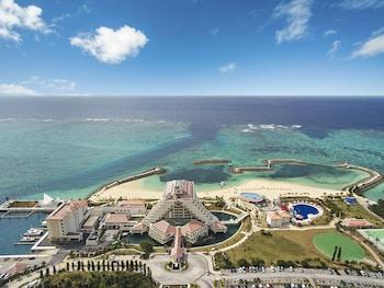 恩納沖繩喜來登聖瑪麗娜渡假村的相片