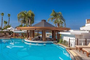 Nuotrauka: Mediterranean Beach Hotel, Limassol