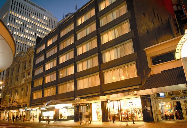 CityLife Wellington, Wellington, Pohľad na hotel – večer/v noci