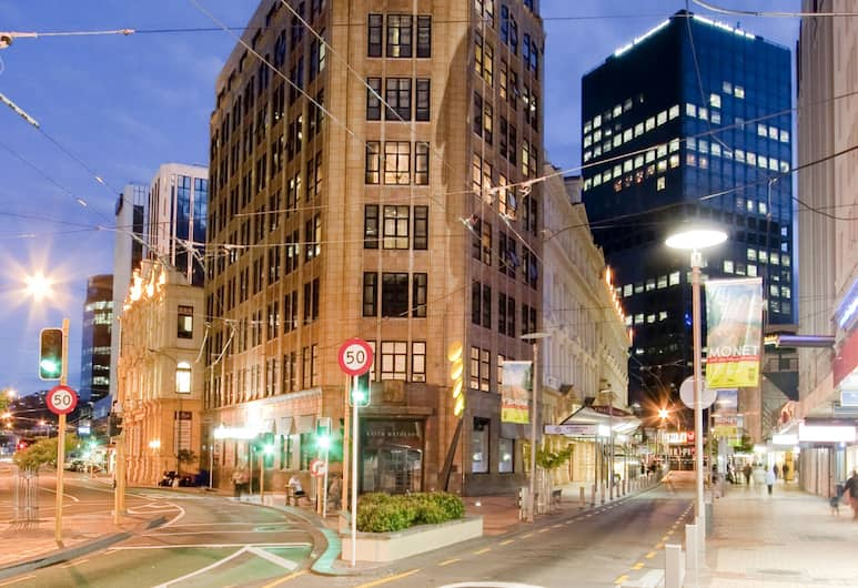 Quest Wellington, Wellington, Front of property - evening