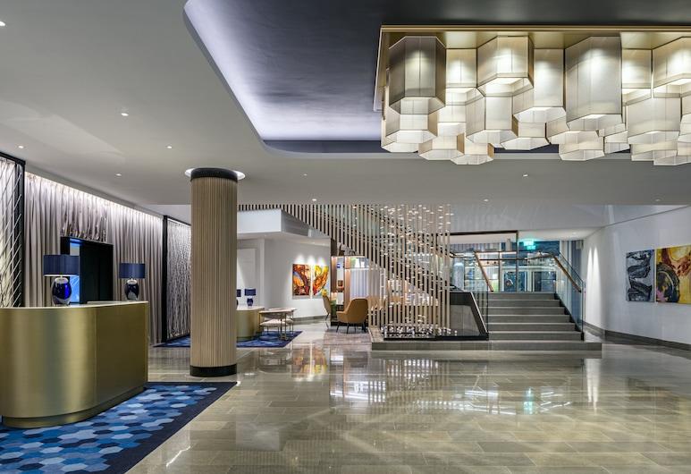 The Lowry Hotel, מנצ'סטר, קבלה