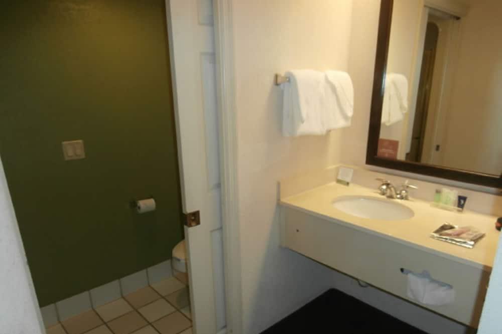Standard Oda, 2 Büyük (Queen) Boy Yatak, Sigara İçilmez - Banyo