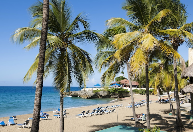 Casa Marina Beach and Reef, Сосуа, Пляж