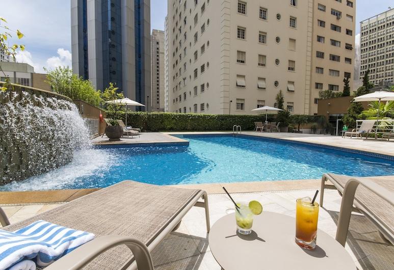 Transamerica Prime International Plaza, Sao Paulo, Pool