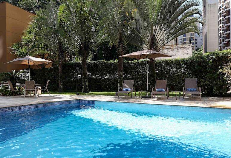 Transamerica Prime International Plaza, Sao Paulo, Outdoor Pool
