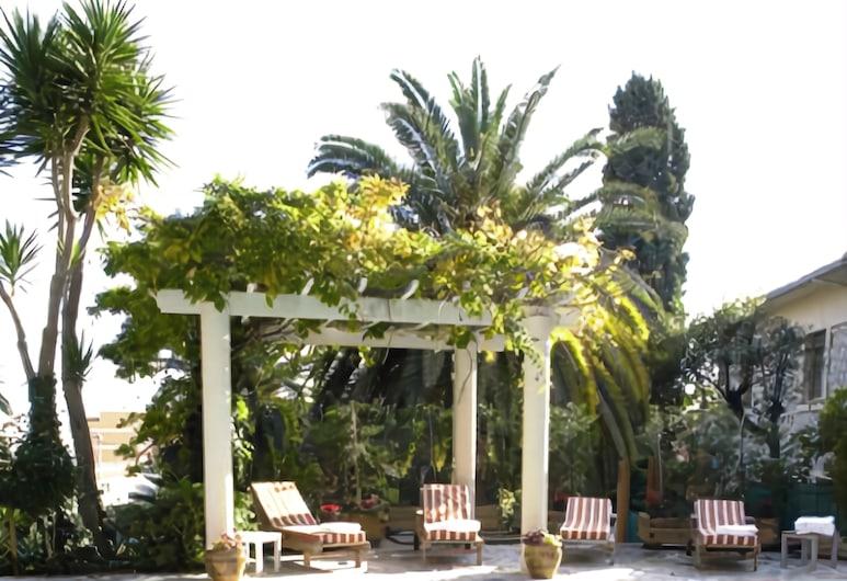 Anis Hotel, Nizza, Hoteleingang