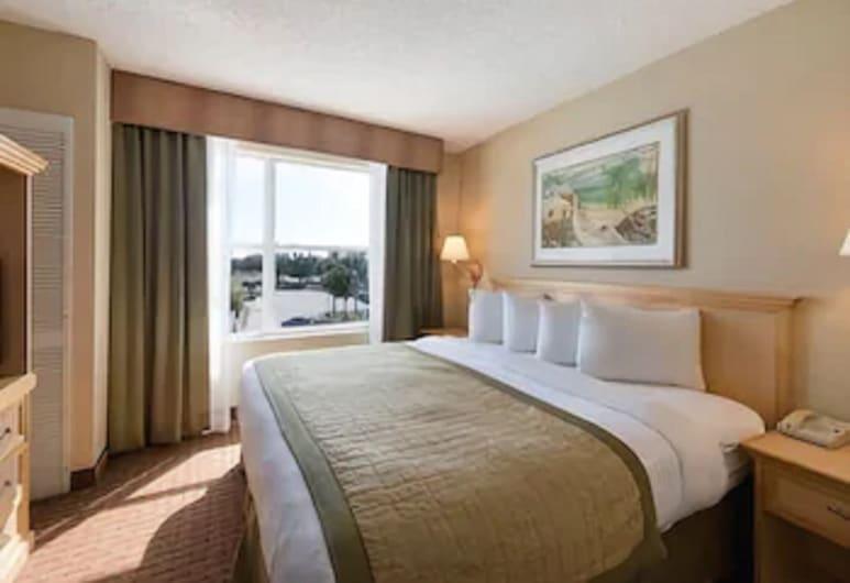 Baymont by Wyndham Fort Myers Airport, Fort Myers, Standardværelse - 1 kingsize-seng, Værelse