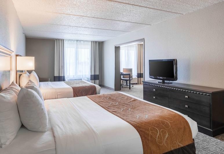 Comfort Suites Austin Airport, Austin, Vierashuone