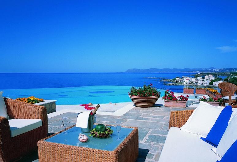 Panorama, Chania, Outdoor Pool