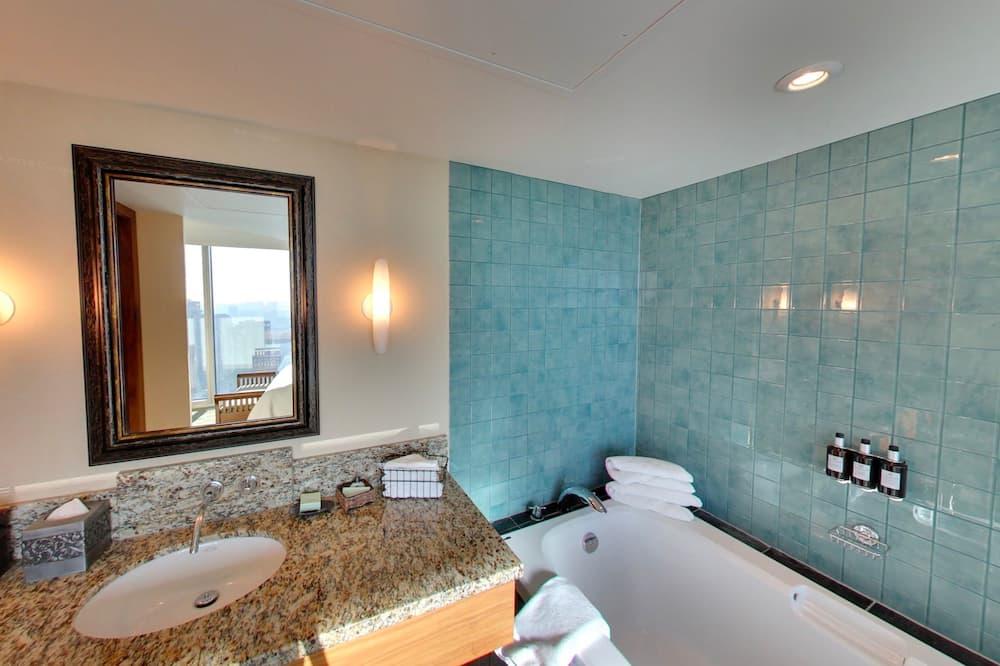 Suite estándar, 1 habitación, cocina básica - Baño