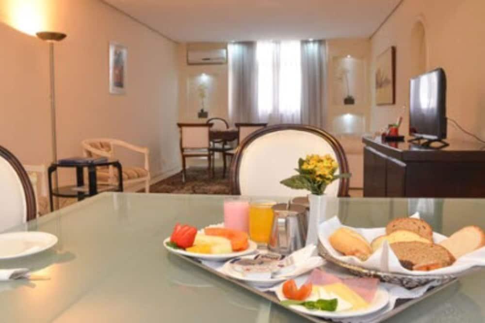 Suite Presidencial - Living Room