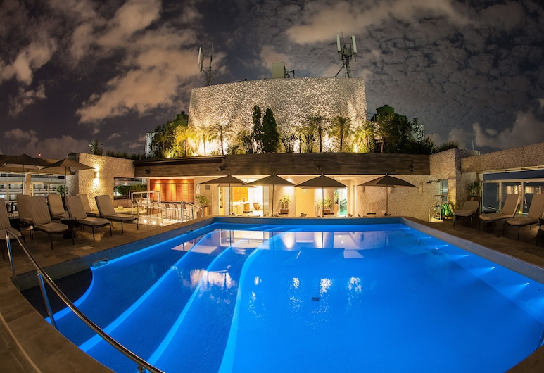 Parque Balneario Santos By Atlantica Hotels, Сантос, Відкритий басейн