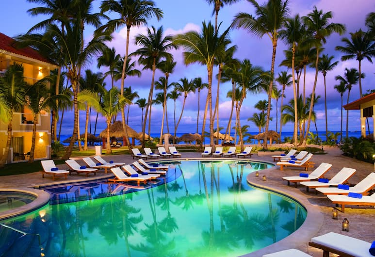 Dreams Palm Beach Punta Cana - Luxury All Inclusive, Punta Cana, Outdoor Pool