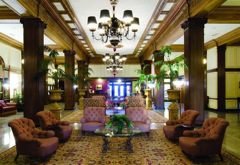 The Marcus Whitman Hotel and Conference Center, Walla Walla, Lobby