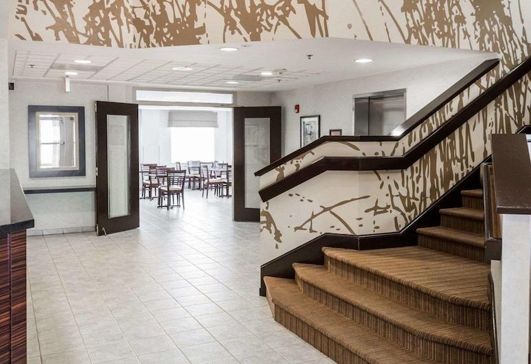 Sleep Inn Lynchburg - University Area & Hwy 460, Lynchburg, Lobby