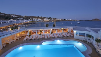 Hình ảnh Petinos Beach Hotel tại Mykonos