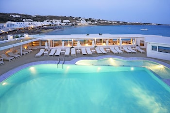 Picture of Petinos Beach Hotel in Mykonos
