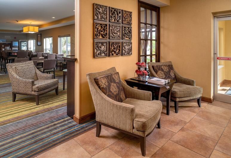 Holiday Inn Express Charleston-Kanawha City, Charleston, Lobby