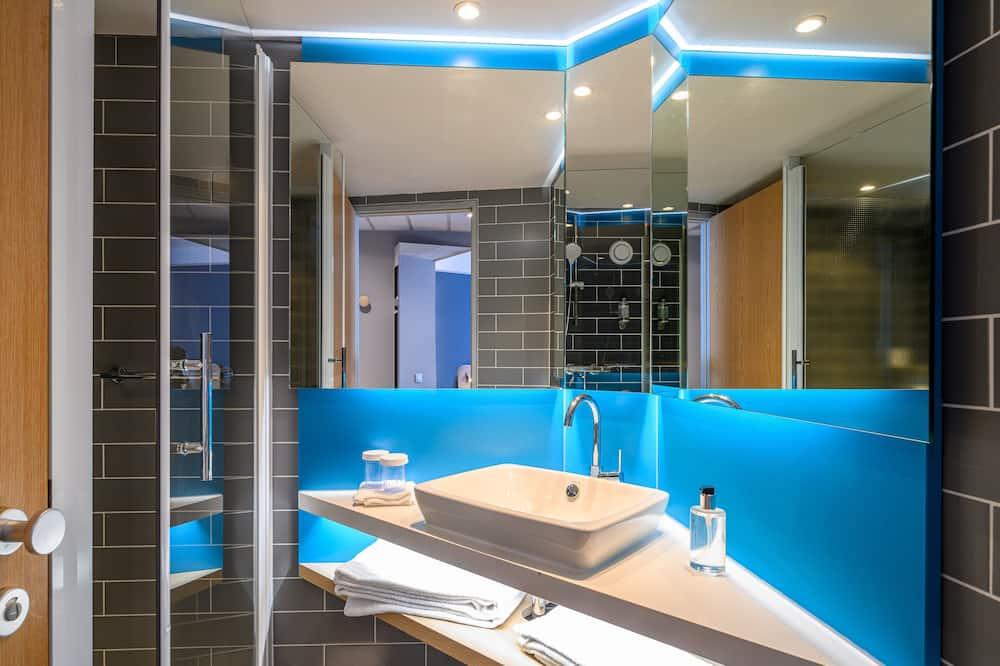 Номер «Делюкс», для некурців (2 Pers) - Ванна кімната