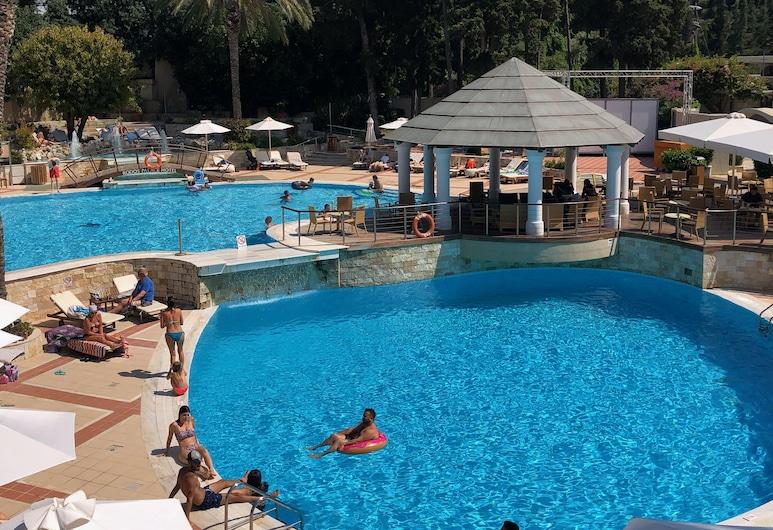 Rodos Palace Hotel, Rodos, Basen odkryty