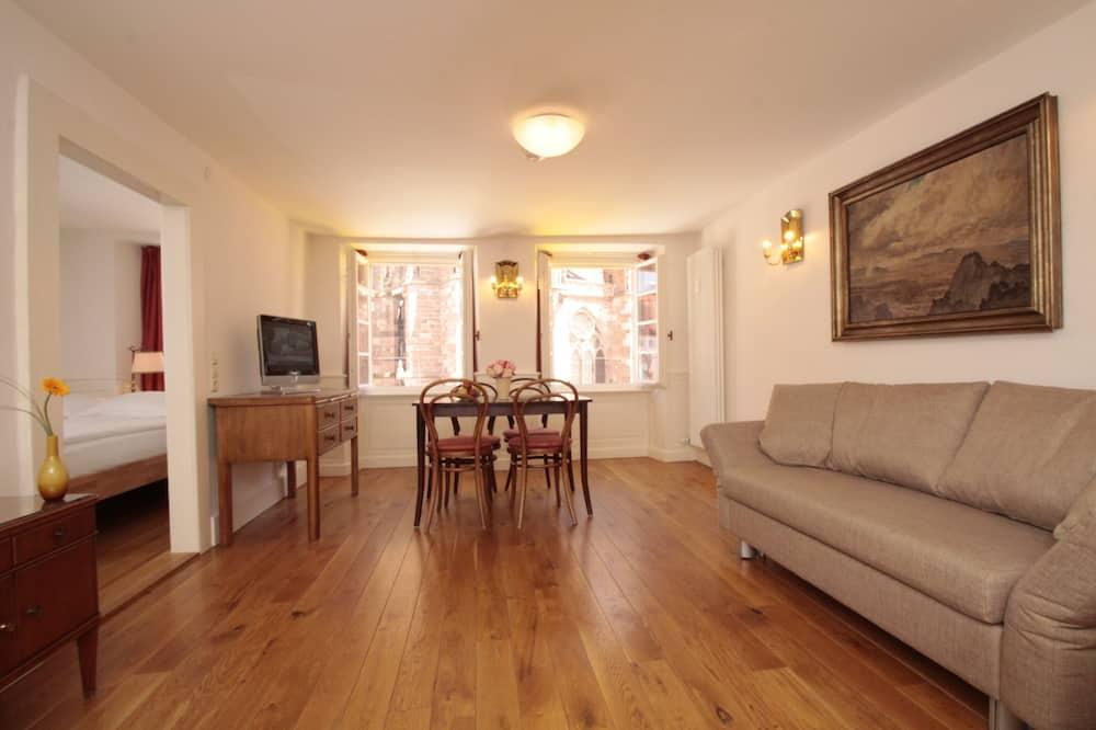 Appartement Tradition - Coin séjour
