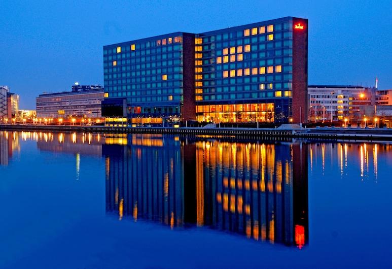 Copenhagen Marriott Hotel, København, Utvendig