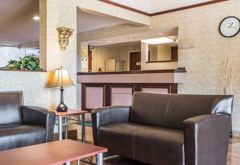 Quality Inn & Suites Middletown - Franklin, Franklin, Eteisaula