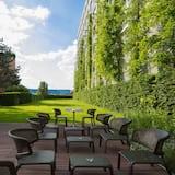 行政套房, 1 張特大雙人床, 非吸煙房 - 花園景觀