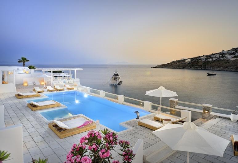 Nissaki Boutique Hotel, Mykonos